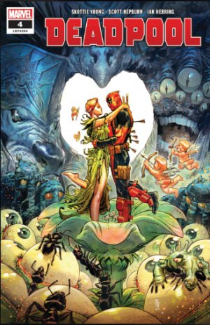 Deadpool # 4 Issues V6 (2018 - 2019)