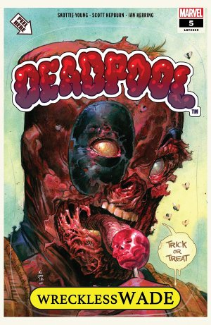 Deadpool # 5 Issues V6 (2018 - Ongoing)