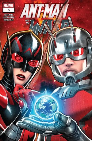 Ant-Man And The Wasp # 5