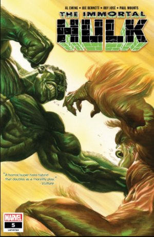 Immortal Hulk # 5 Issues (2018 - Ongoing)