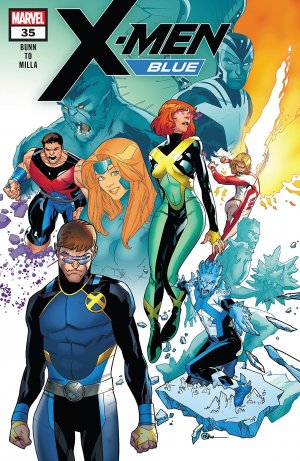 X-Men - Blue # 35 Issues (2017 - 2018)