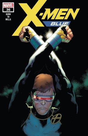 X-Men - Blue # 36 Issues (2017 - 2018)