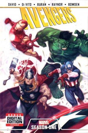 Avengers - Season one édition Original Graphic Novel Hardcover