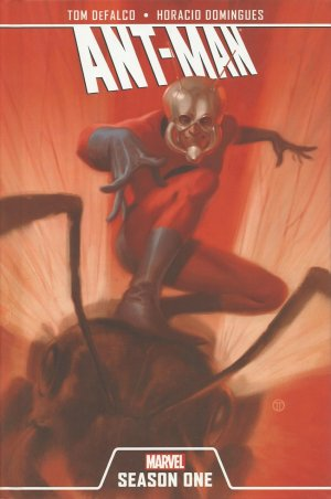 Ant-Man - Season One édition Original Graphic Novel Hardcover