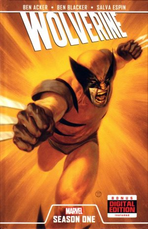 Wolverine - Season One édition Original Graphic Novel Hardcover