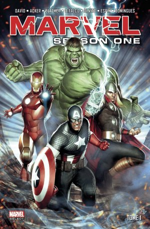 Marvel Season One # 1