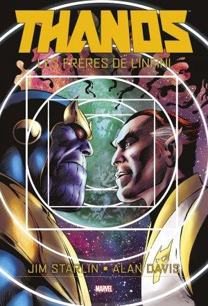 Thanos - Les Frères de l'Infini édition TPB Hardcover - Marvel Graphic Novels