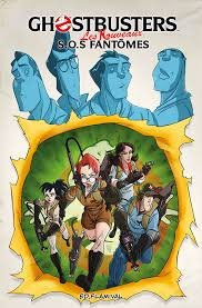 Ghostbusters édition TPB softcover (souple)
