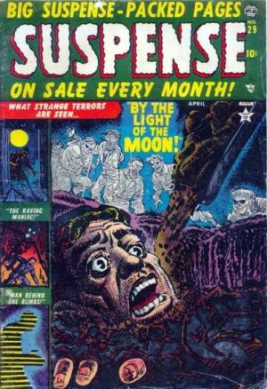 Suspense édition Issues (1949 - 1953)