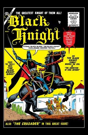 Black Knight # 1 Issues V1 (1955 - 1956)