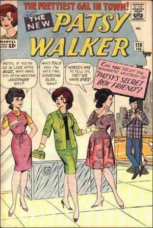 Patsy Walker # 119 Issues (1945 - 1965)