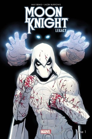 Moon Knight - Legacy 1 TPB Hardcover - 100% Marvel