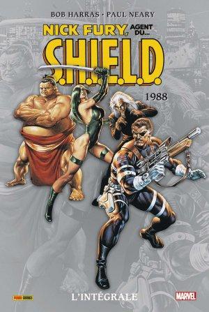 Nick Fury 1988 TPB Hardcover - L'Intégrale