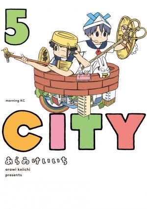 City 5 Manga