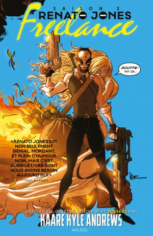 Renato Jones - Les Un% TPB hardcover (cartonnée) 2 Comics