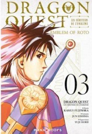 Dragon Quest - Les Héritiers de l'Emblème # 3