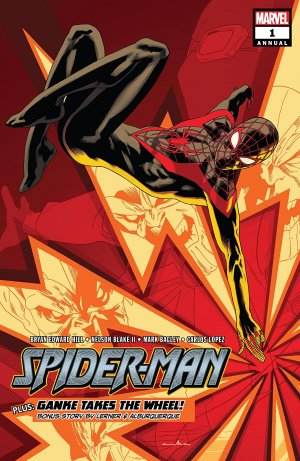 Spider-Man édition Issues V2 - Annual (2018)