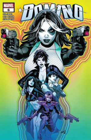 Domino # 6 Issues V3 (2018 - 2019)