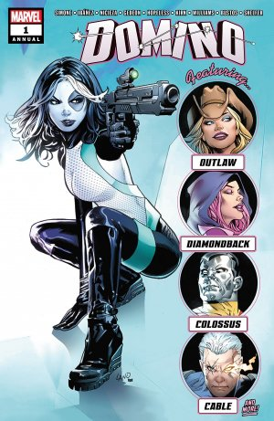 Domino # 1 Issues V3 - Annuals (2018)