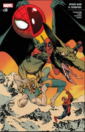 Spider-Man / Deadpool 38 Issues (2016 - 2019)