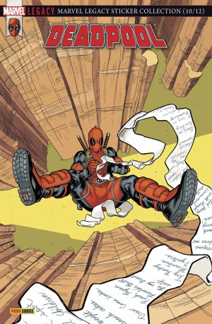 Marvel Legacy - Deadpool # 3