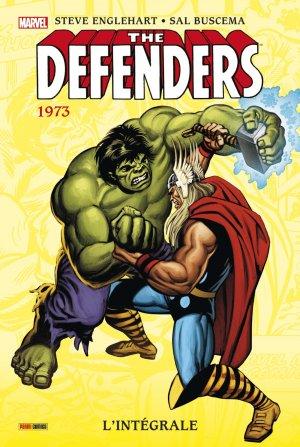 Defenders 1973 TPB Hardcover - L'Intégrale
