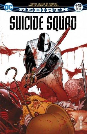 Suicide Squad Rebirth # 15