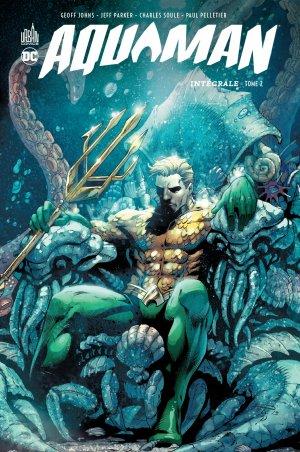 Aquaman # 2 TPB hardcover (cartonnée) - Intégrale New 52