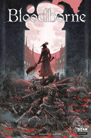 Bloodborne édition Issues (2018 - Ongoing)