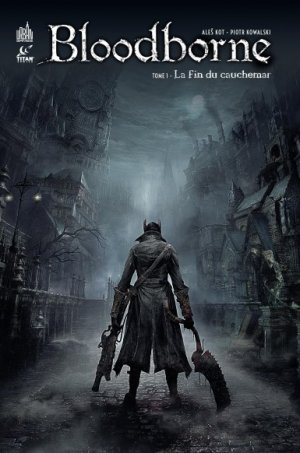 Bloodborne édition TPB hardcover (cartonnée)