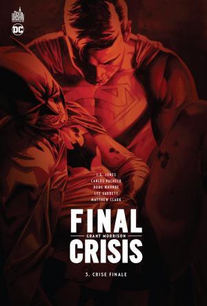 Final Crisis - Superman Beyond # 3 TPB hardcover (cartonnée)