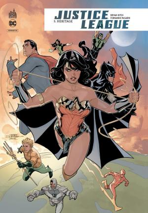 Justice League Rebirth T.5