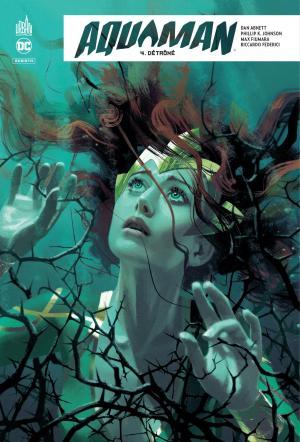 Aquaman Rebirth 4 TPB hardcover (cartonnée)