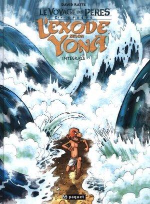 Le voyage des pères - L'exode selon Yona édition Intégrale
