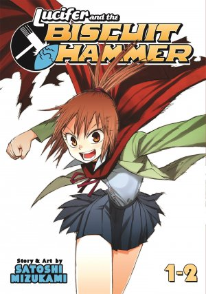 SAMIDARE, Lucifer and the biscuit hammer édition Double