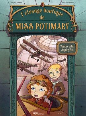 L'Étrange boutique de Miss Potimary 2 Simple