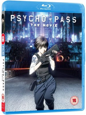 Psycho-Pass Le Film édition Blu-ray