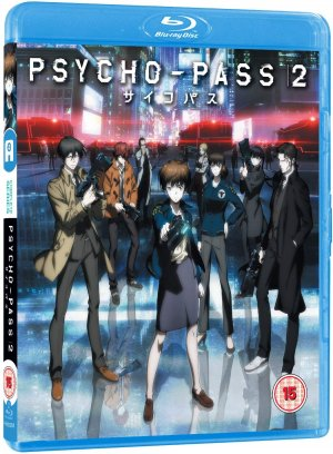 Psycho-pass 2 édition Blu-ray