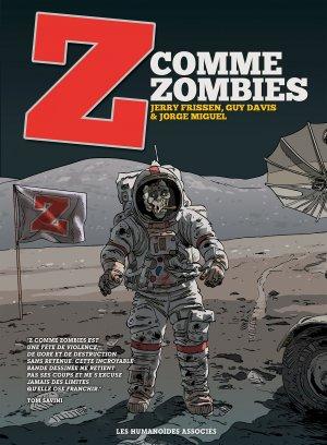 Z comme Zombies édition Intégrale 40 ans