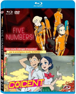 Coicent et Five Numbers édition Simple
