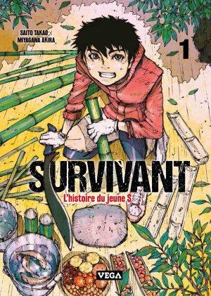 Survivant - L'histoire du jeune S édition Simple