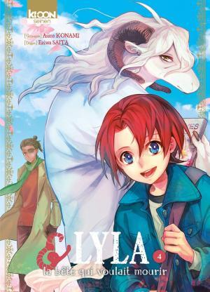 Lyla et la bête qui voulait mourir 4 Simple