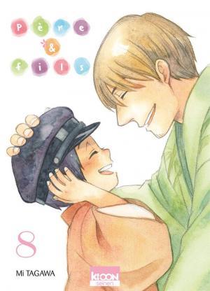 couverture, jaquette Père & fils 8  (Ki-oon) Manga