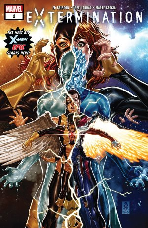 Extermination # 1 Issues (2018)