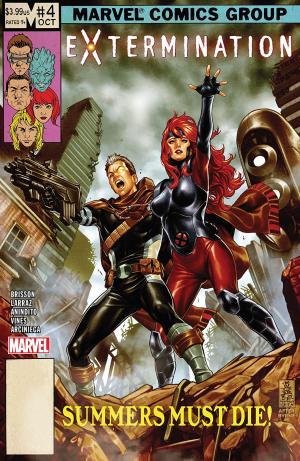 Extermination 4 Issues (2018)