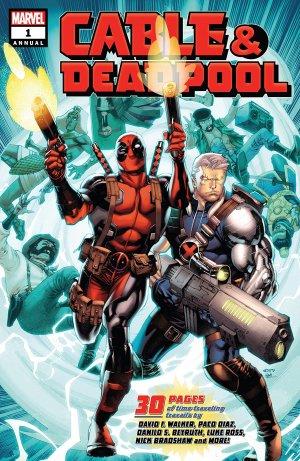 Cable / Deadpool # 1 Annual (2018)