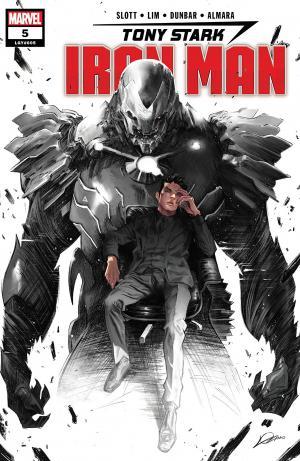Tony Stark - Iron Man # 5