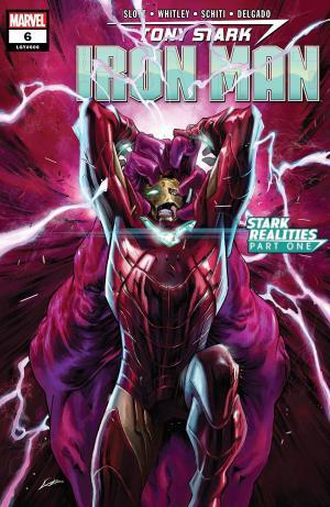 Tony Stark - Iron Man 6