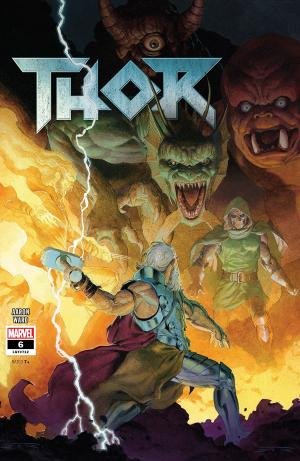 Thor # 6 Issues V5 (2018 - Ongoing)