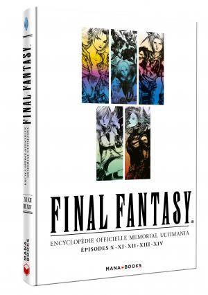 Final Fantasy - Encyclopédie Officielle Memorial Ultimania 2 Simple
